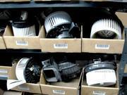 2007 GMC Acadia Front AC Heater Blower Motor 124K OEM