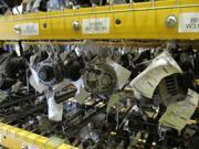 15-17 Chrysler 200 Renegade Cherokee Alternator 4K OEM LKQ ~158864020