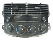 2006-2010 Toyota Sienna Heater AC Temperature Control Unit OEM 9SIABR46F09844