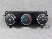 2011-2016 Jeep Compass Temperature Control Unit OEM 9SIABR46F78380