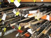 02-07 Jeep Liberty Front Drive Shaft Assembly 4x4 90k OEM LKQ 9SIABR46F63972
