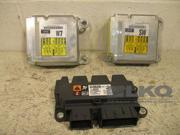 08-12 Infiniti EX35 Airbag Air Bag Control Module Unit OEM LKQ
