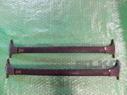 09 10 11 12 13 Nissan Murano Pair Roof Luggage Rack Cross Rails Bars OEM LKQ 9SIABR46N41715