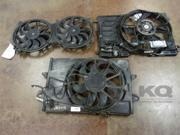 06-11 Accent Driver LH Radiator AC Condenser Cooling Fan Assembly 84K OEM