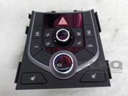2014-2016 Hyundai Elantra Heater AC Temperature Control Unit OEM 9SIABR46N68061