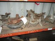 2008-2014 Cadillac CTS AWD Driver Left Front Spindle Knuckle W/ 87K Miles OEM LK