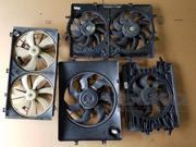 2009-2010 Dodge Journey Radiator Cooling Fan Assembly 97K OEM LKQ 9SIABR46RE7281