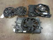 08 09 10 Dodge Avenger Radiator AC Condenser Cooling Fan Assembly 137K OEM