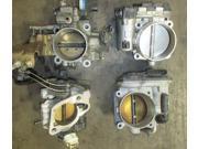 05 Chevrolet Corvette Throttle Body Assembly 92K OEM