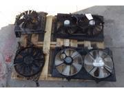 11 12 Hyundai Sonata Hybrid Electric Cooling Fan Assembly 136K OEM LKQ