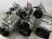 2007 Pacifica Air Conditioning A/C AC Compressor OEM 134K Miles (LKQ~163842900) 9SIABR46XM0697