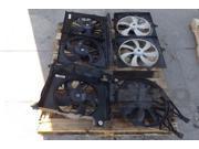 02-07 Mitsubishi Lancer Electric Cooling Fan Assembly 66K OEM LKQ 9SIABR46XK5234