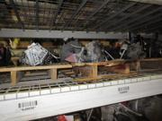 2005 Cadillac STS Carrier Assembly Rear 94K OEM