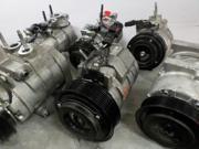 2010 Suzuki SX4 Air Conditioning A/C AC Compressor OEM 53K Miles (LKQ~165382043)