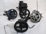 2002 Jeep Liberty Power Steering Pump OEM 132K Miles (LKQ~168596124)