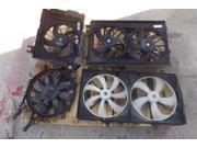 12 13 14 15 Honda Civic Electric Condenser Cooling Fan Assembly 17K OEM LKQ