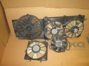06 07 08 09 10 11 Kia Rio RH Electric Cooling Fan Assembly 52K OEM LKQ