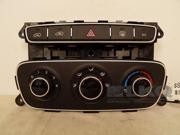 2014 Kia Sorento Manual AC Heater Temperature Control Unit w/ Hazard OEM