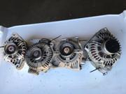 2001 01 Honda Civic Mitsubishi Alternator 126K Miles OEM