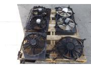 05-10 Honda Odyssey Electric Condenser Cooling Fan Assembly 125k OEM LKQ