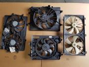 2004-2005 Dodge Ram 1500 Radiator Cooling Fan Assembly 195K OEM LKQ