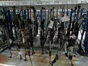2015-2017 Acura TLX Steering Gear Rack and Pinion 32K OEM LKQ