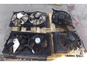 08-09 Nissan Rogue Electric Cooling Fan Assembly 145k OEM LKQ 9SIABR471N3280