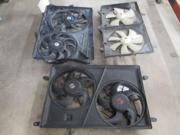 02-07 Mitsubishi Lancer Electric Cooling Fan Assembly 77k OEM LKQ 9SIABR47A05223