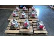 10-12 Jaguar XF Rear Differential Carrier Assembly 72k OEM LKQ 9SIABR47C62201