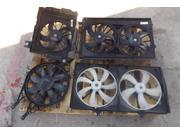2008 Cadillac CTS Electric Cooling Fan Assembly 117k OEM LKQ