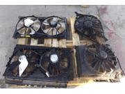 06-11 Cadillac DTS Electric Cooling Fan Assembly 128k OEM LKQ