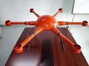 Hexrcopter Carbon Fiber Integrated UAV Frame