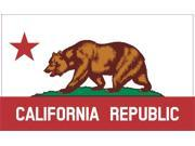 "5"""" x 3"""" California State Flag Vinyl Bumper Sticker Decal Window Stickers Decals"" 9SIABU24M72639"