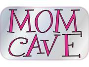 5in x 3in Mom Cave Sticker Vinyl Funny Decal Stickers Room Sign Decals