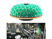 Universal 80mm Intake Reloaded Super Power Air Filter Flow Green 9SIABV14VN7195