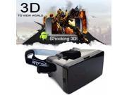 3D Video Virtual Reality VR Glasses Shutter Binocular Immersive Universal For 3.5''~5.6'' Mobile Smart Phone 9SIABV754D1192