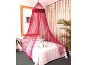 BURGANDY BED CANAPY BUG NET INSECT NETTING MESH BEE BEDROOM CURTAINS DÉCOR MOSQUITO NET BEDROOM CURTAINS DÉCOR BUG INSECT FLY MESH BEE