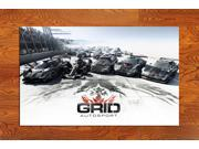 GRID photo paper game poster 20 * 32 inches ar570
