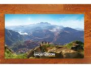 TC45F Tom Clancys Ghost Recon Wildlands game poster prints 20 * 32 inches