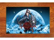 BA55 Bayonetta game poster home decor poster print 20 * 32 inches