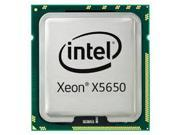Lot of 2 2.66GHz Intel Xeon Hex Core X5650 LGA 1366 6.4GT s 12MB Smart Cache 95W