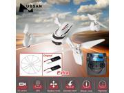 Hubsan X4 H502S FPV RC Quadcopter HD Camera Toy +2x610mAh Battery+Prop Protector