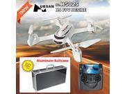 HUBSAN H502S X4 5.8 FPV GPS RTF RC QUADCOPTER HD 720P CAMERA DRONE+Aluminum Case