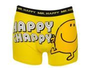 Character Mens Cotton Mr Mens Cotton Single Boxer Shorts Underwear