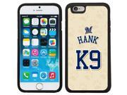 Coveroo 875 8927 BK FBC Milwaukee Brewers Hank K9 Design on iPhone 6 6s Guardian Case