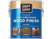 Absolute Coatings 53501 1 Gallon Gloss Last N Last Polyurethane wood Stain