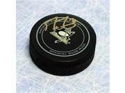 Marc-Andre Fleury Pittsburgh Penguins Autographed Official NHL Game Puck 9SIAC564ZW8593