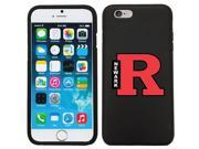 Coveroo 875 934 BK HC Rutgers University R Newark Design on iPhone 6 6s Guardian Case