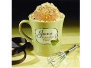 Abbey Press 128216 My Cup Runneth Over - Java Blessed Day, Coffee Cake Mug 9SIAC564ZU9785