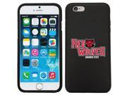 Coveroo 875 7537 BK HC Arkansas State Primary Design on iPhone 6 6s Guardian Case